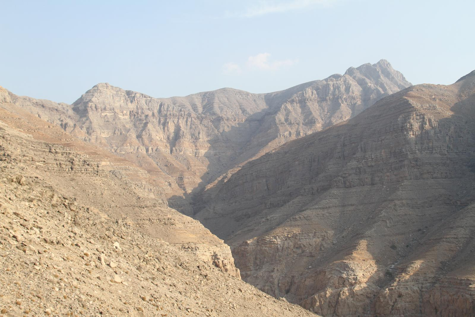 Fotoğraf: Hubs, Stairway to Hell and Jebel Qada'ah Northern Ridge