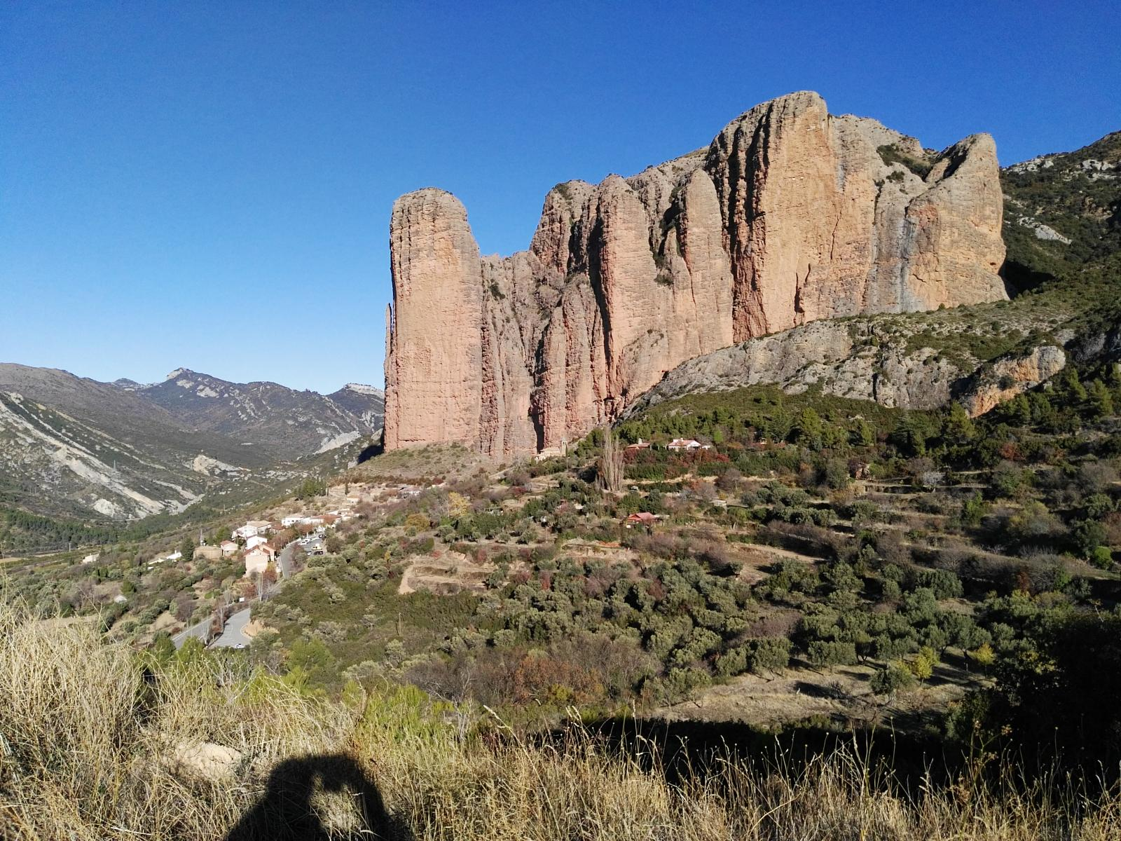 Photo of Riglos