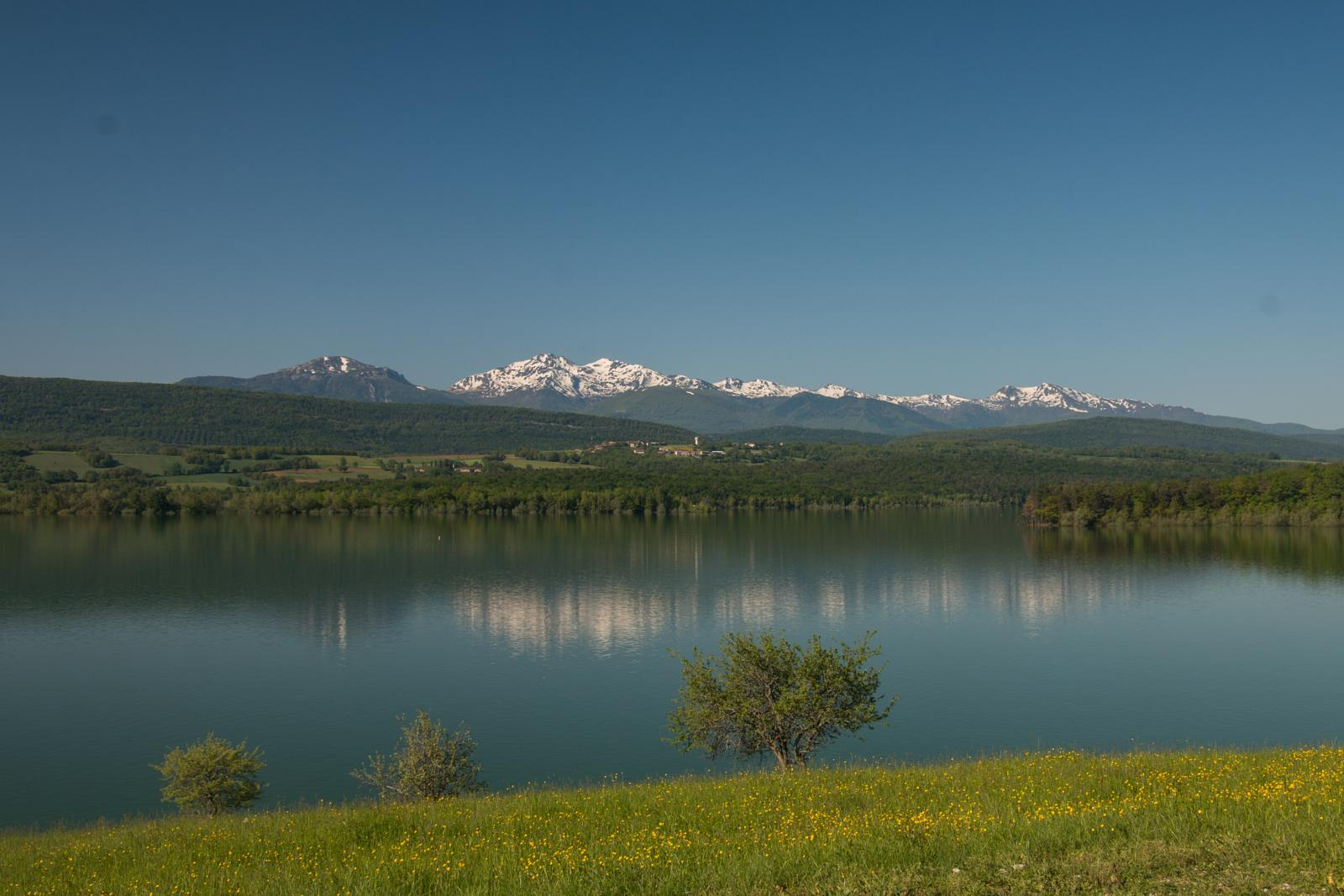 Photo de Le lac de Montbel
