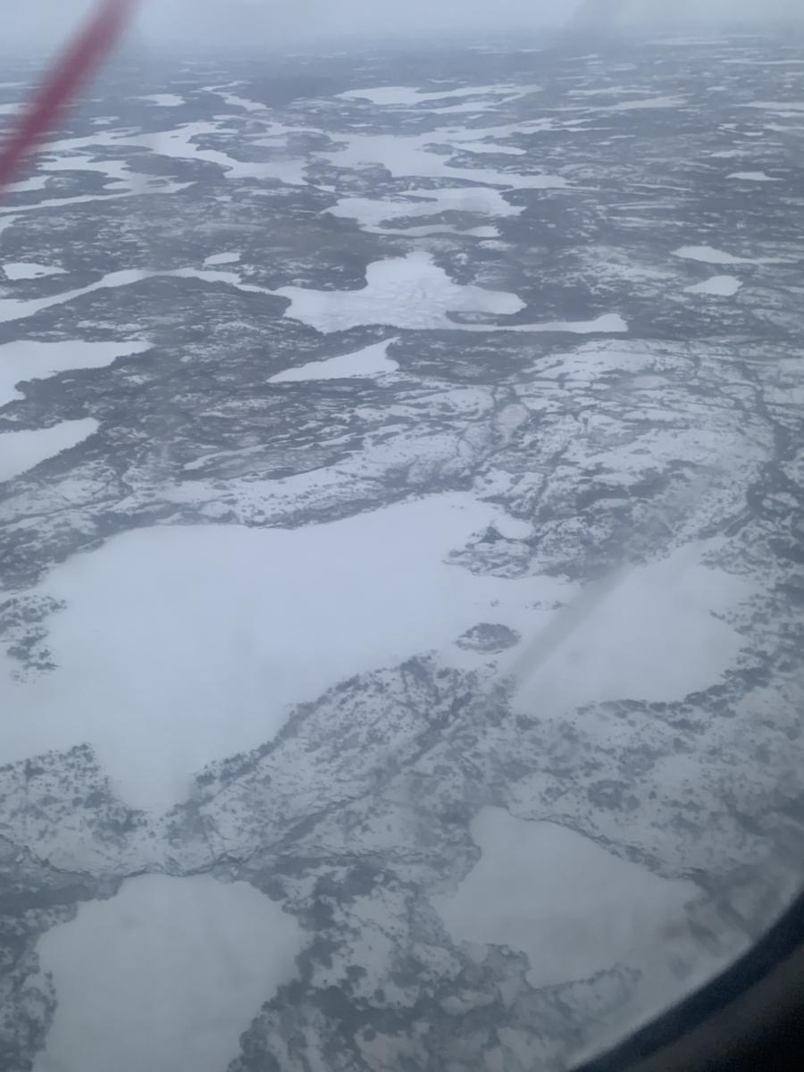 Photo of Site - Yellowknife