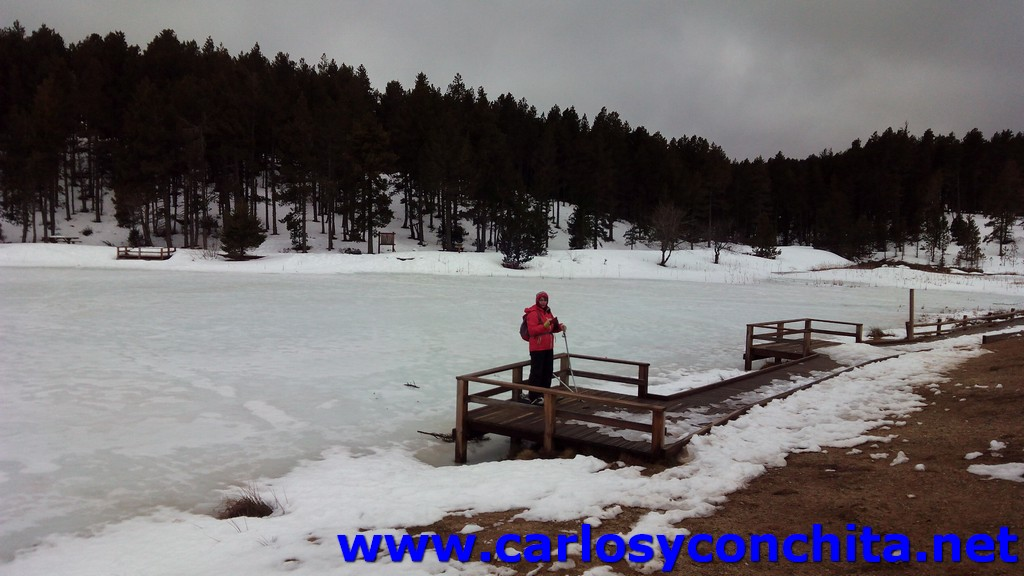 Photo de Lago Calvet