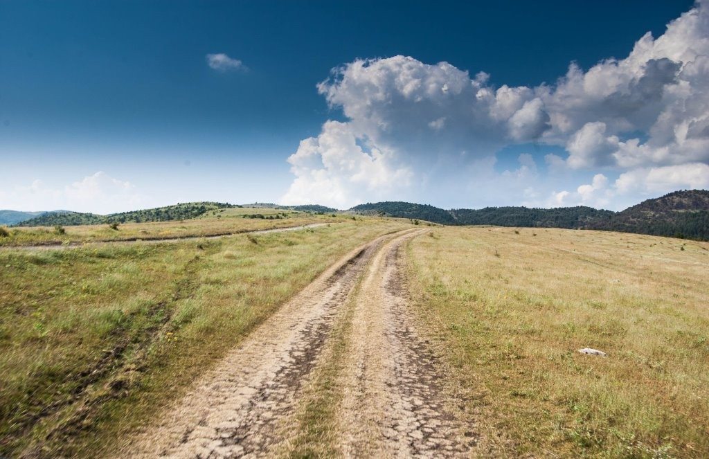 Foto di The forgotten road connecting Vithkuq with Voskopoje