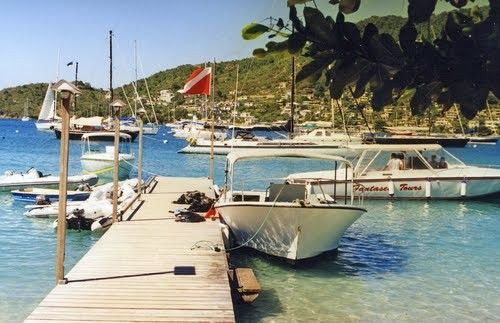 Zdjęcie HYC 14 Day Itinerary - Grenada to St. Lucia - Day 11 - Mustique to Bequia