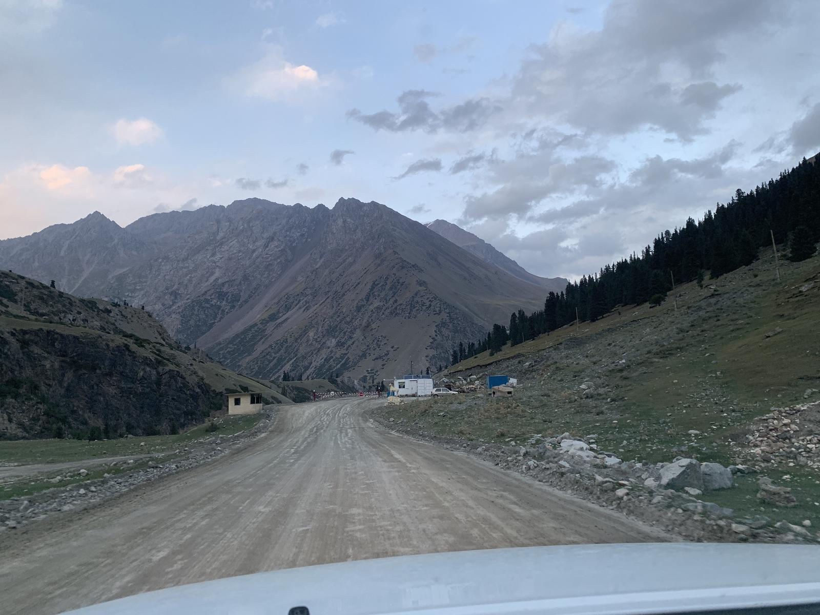 Фото Through the Barksoon valley to the glciers