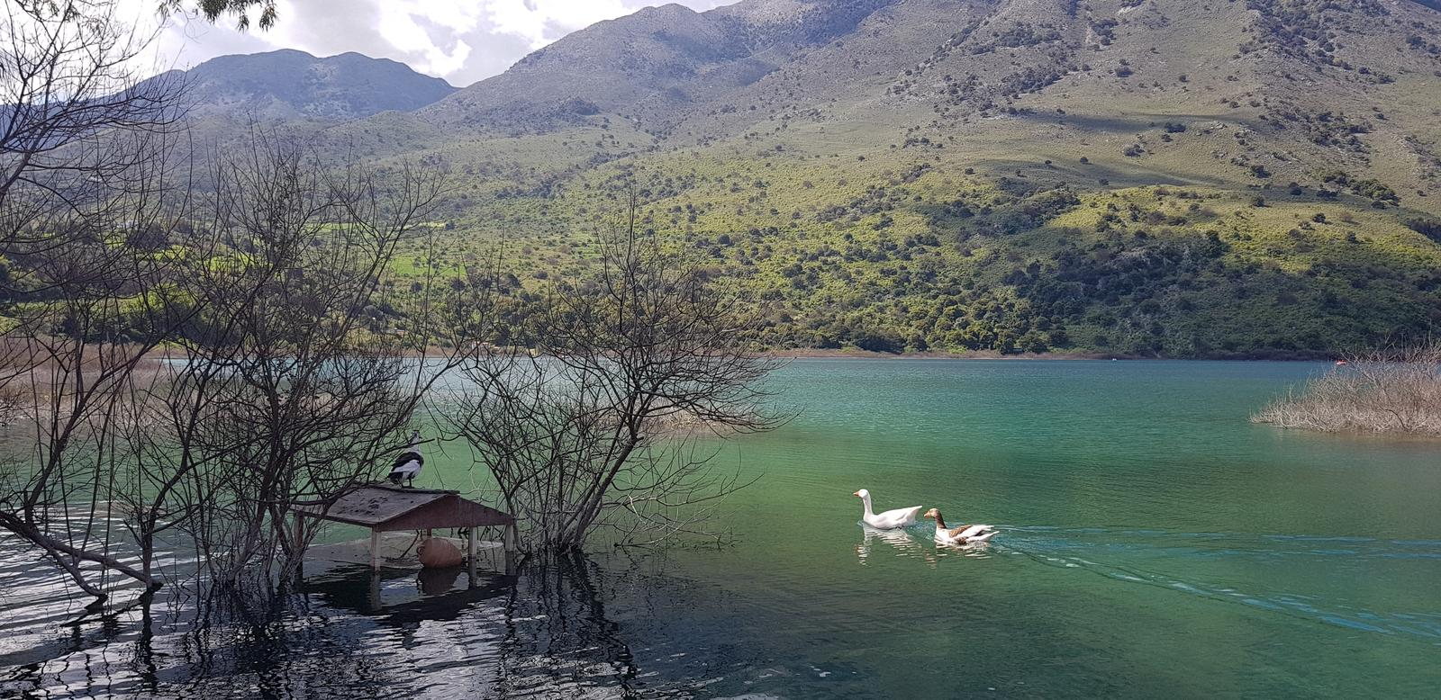 Photo de Georgioupolis, Lac de Kournas